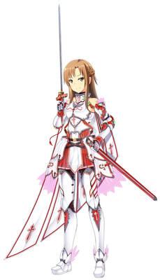 Blood Valkyrie Asuna