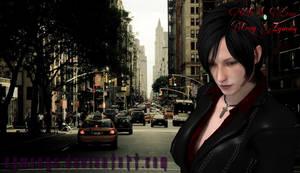 Resident Evil: Damnation (Ada Wong)