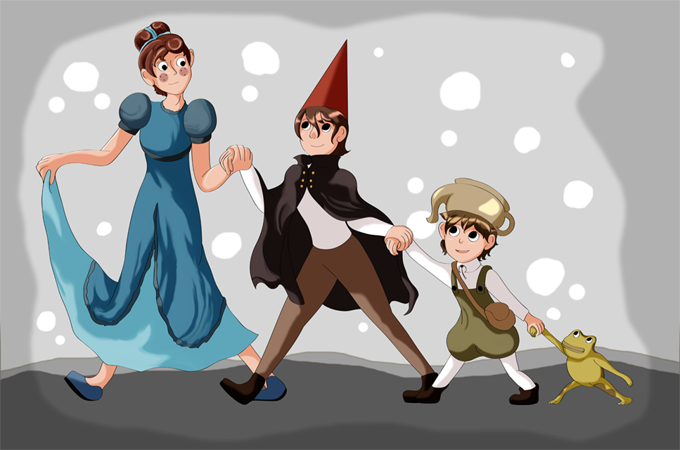 Over The Garden Wall - Together by TheAnimatedReviewer