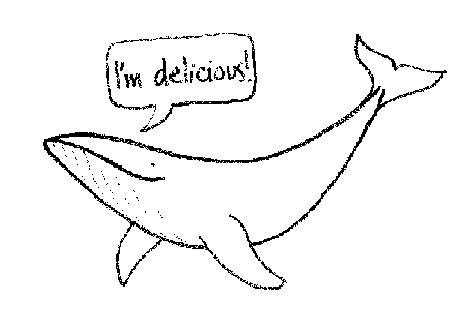 Whale by Deeir