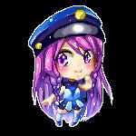 Pixel Chibi by VisualVerdict