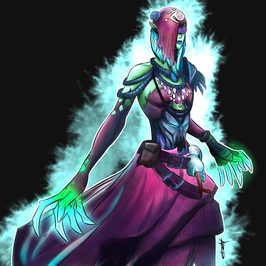 Death Prophet 2 by Lightning-Cutter on DeviantArt