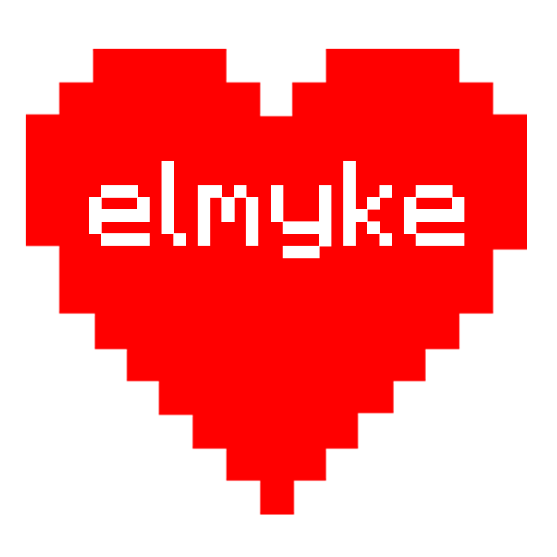 Pixel Heat elmyke by elmyke17