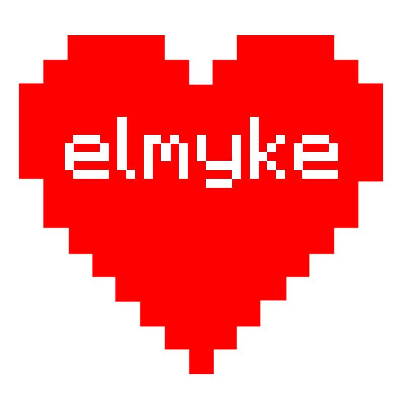 Pixel Heat elmyke by elmyke17