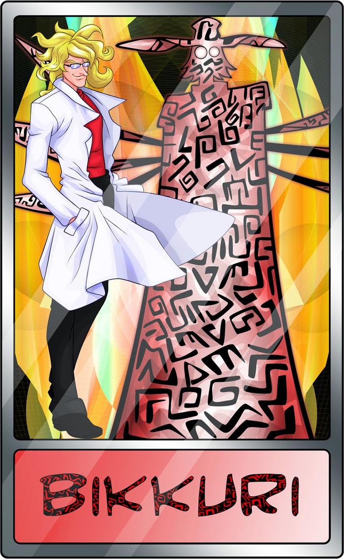 Card Licurgo by Mallagueta-Pepper
