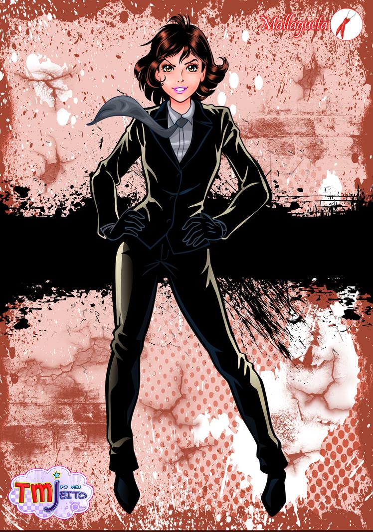 Suit Girl by Mallagueta-Pepper