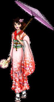 Monica kimono