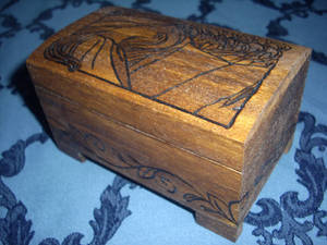 Romeo and Juliet Musical box