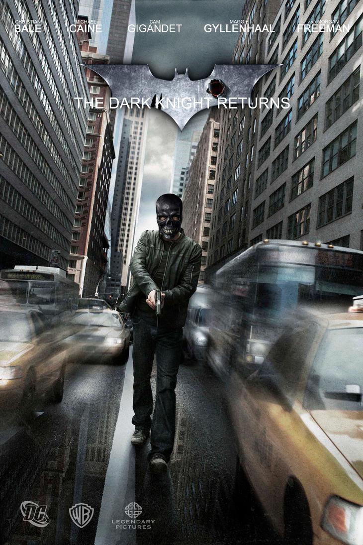 Batman 3 by JPSpitzer