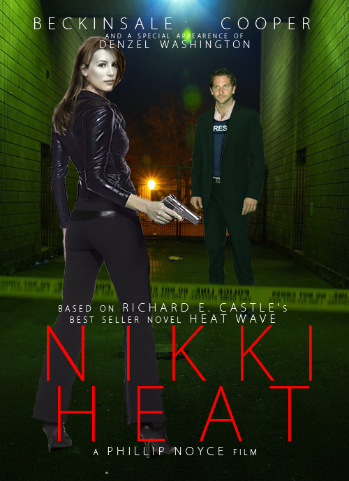 Nikki Heat Movie by JP... Bradley Cooper