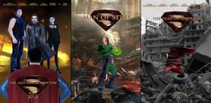 New Superman Trilogy