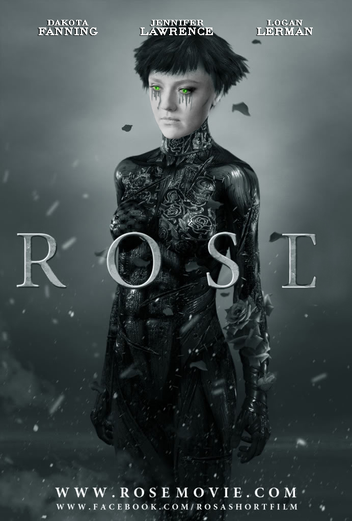 ROSE Movie by JPSpitzer