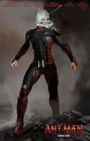 Ant-Man Movie by JPSpitzer
