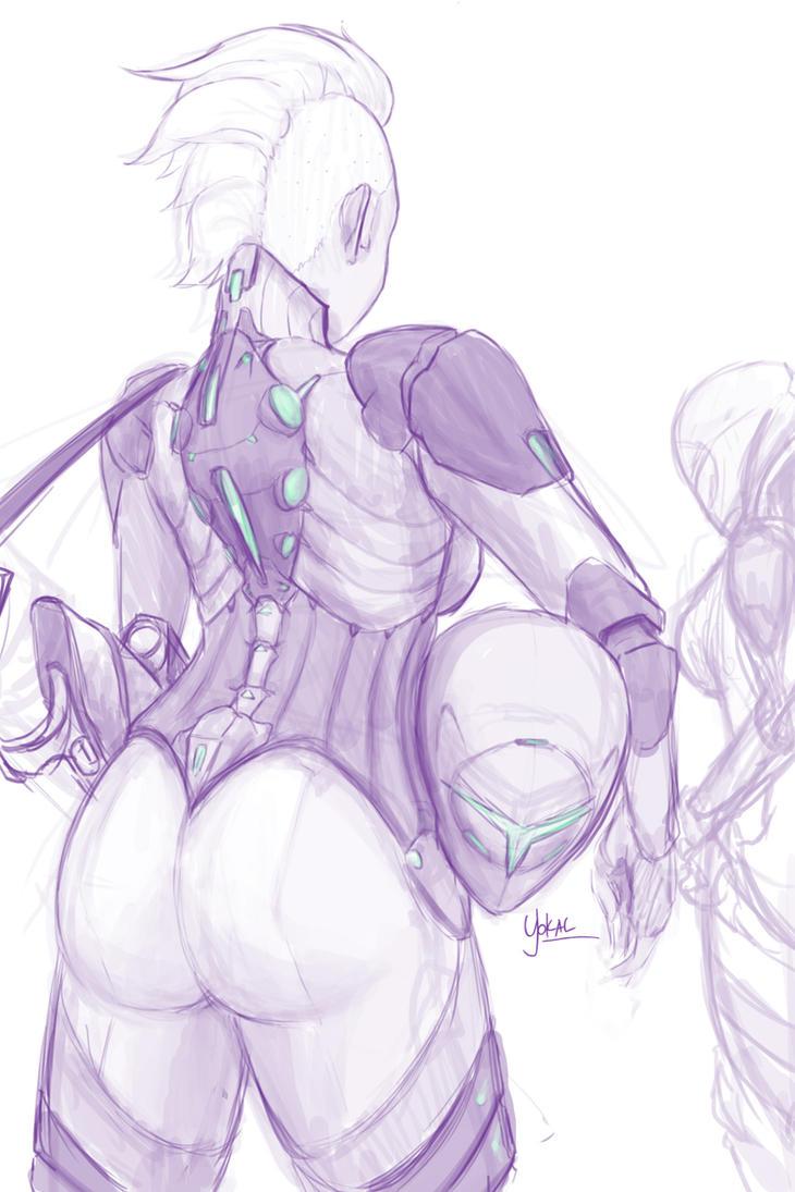 Doodle - VS Infiltrator by Yokal5
