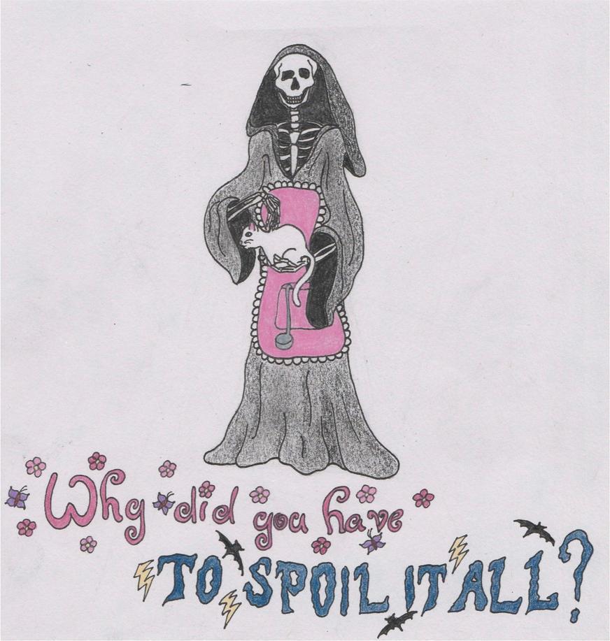 SPOILSPORT. by Morgana-Targaryen