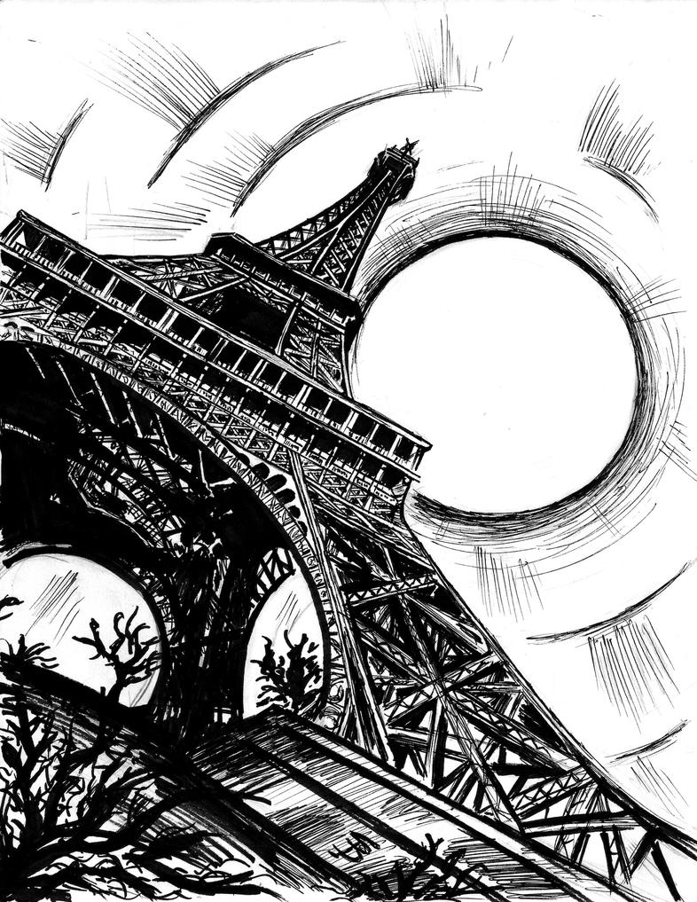 La Tour Eiffel by SkylerBrown