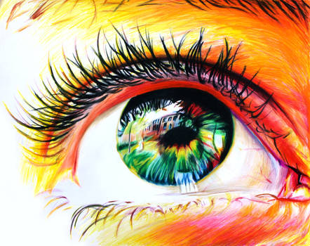 Sun in Her Eyes