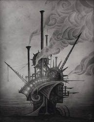 Fog Machine by SkylerBrown