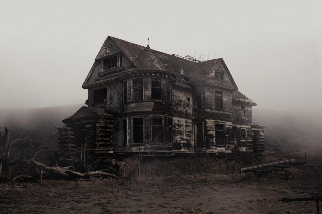 Foghouse by SkylerBrown