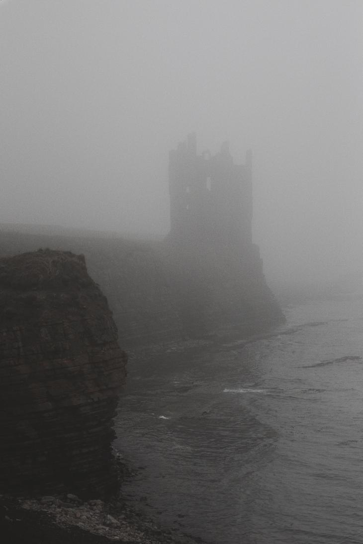 Keiss Castle by SkylerBrown