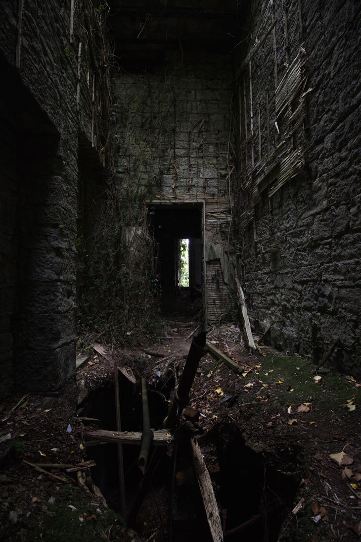 Buchanan Castle by SkylerBrown