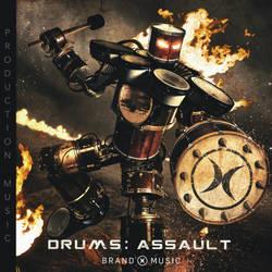 Brand X Music - Drums Assault