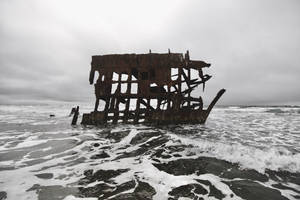 Peter Iredale by SkylerBrown