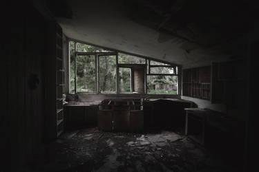 Kitchen by SkylerBrown