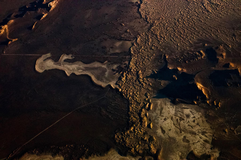 Great Basin Desert by SkylerBrown