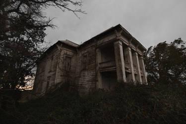 Cornish House by SkylerBrown