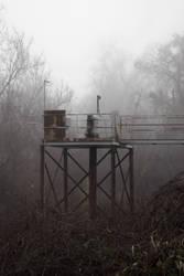 Foggy Platform
