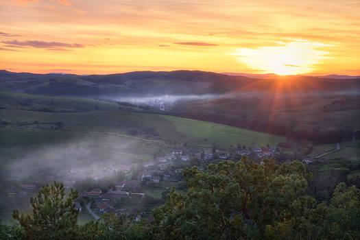 The smokey valley IV. - calmness -