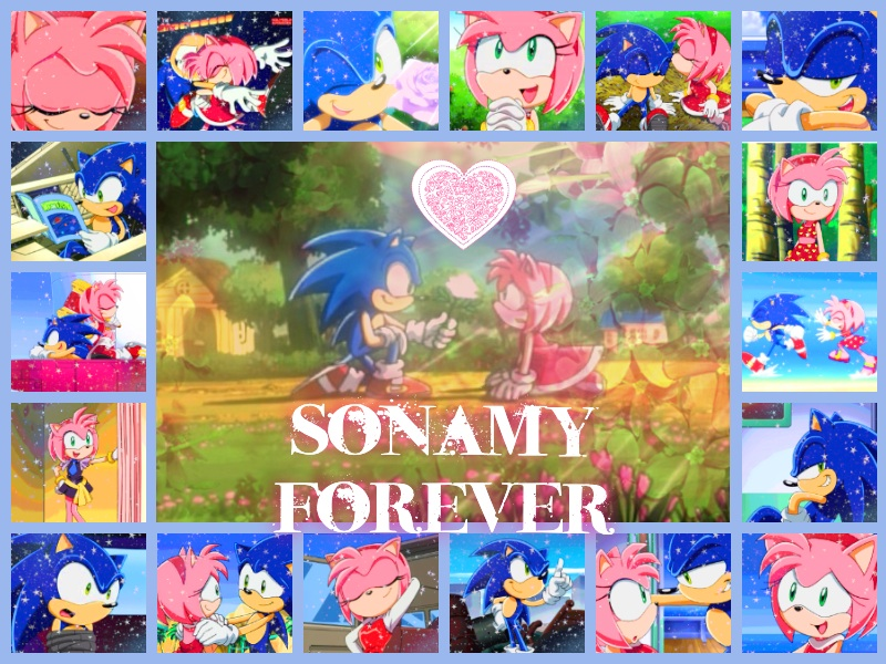Sonamy lovers forever by Sonamy115