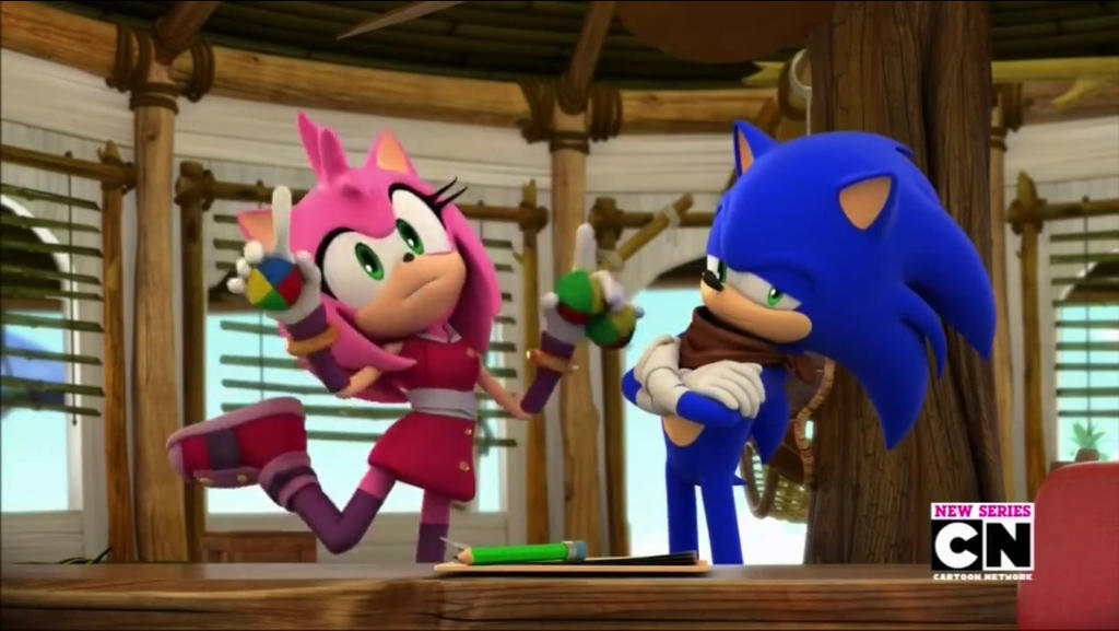 knuckles the echidna sonic riders