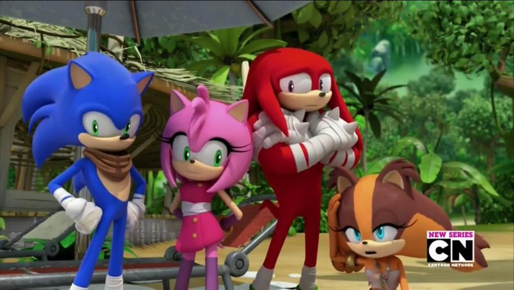 Sonic boom игра 2014 скачать торрент