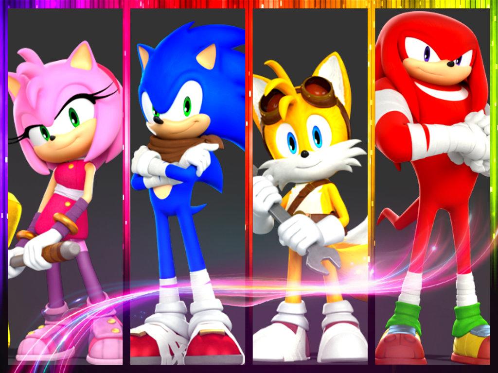Sonic Boom By Sonamy115 On Deviantart