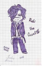 The GazettE - Chibi Ruki