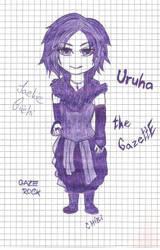 The GazettE  - Chibi Uruha