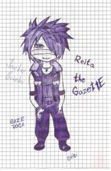 The GazettE  - Chibi Reita