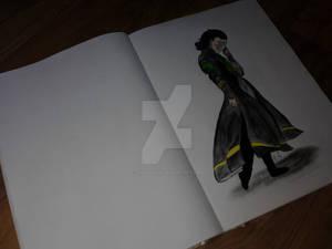 Sad Loki :(