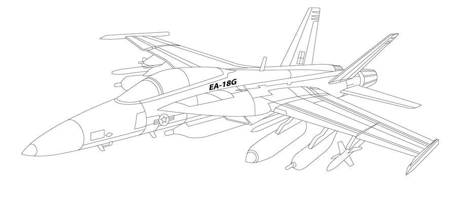 Line Art Jet : Jet line art by boyddesign on deviantart