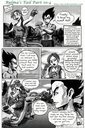 Bulma Tail Part 10-4 by Mz-D