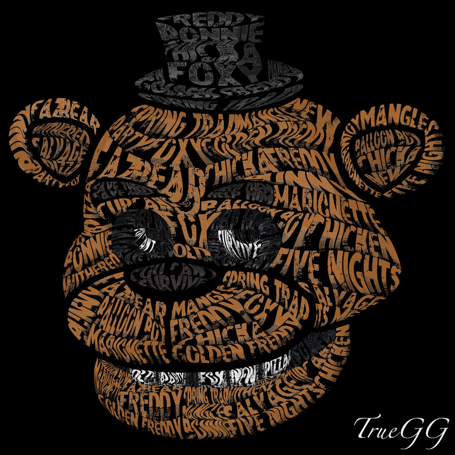 Freddy fazbear five nights at freddy s fanart by truegg1 on