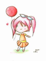 Balloon :3 by Kazu-mii