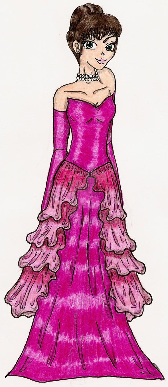 Pink Petal by jennamimi