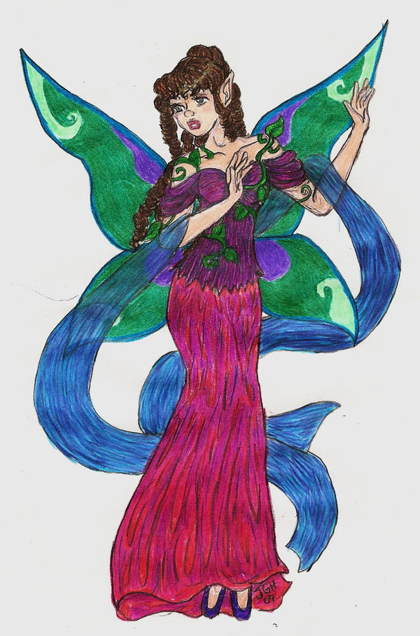 Enchanted Fairy by jennamimi