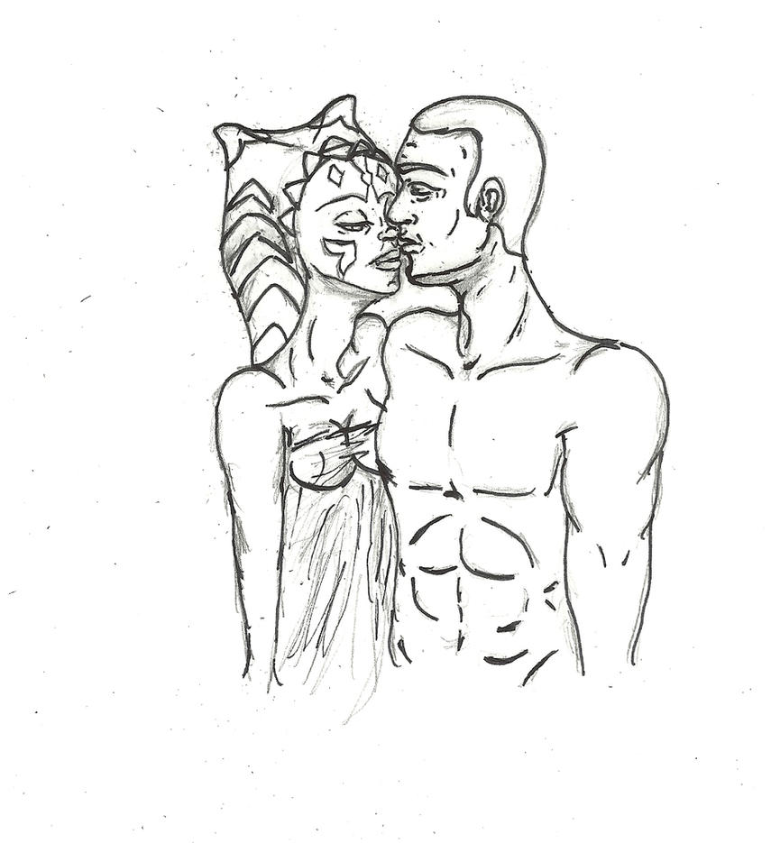 Rexsoka Sketch by jennamimi