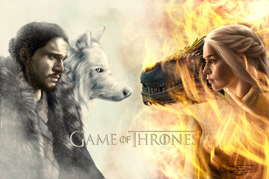 Game of Throne (Fire and Ice