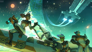 Starship EVO - cover