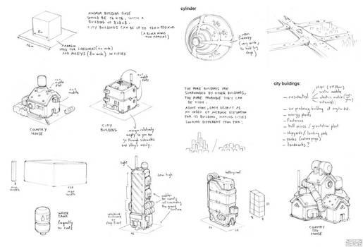 Starship EVO - concept art 3